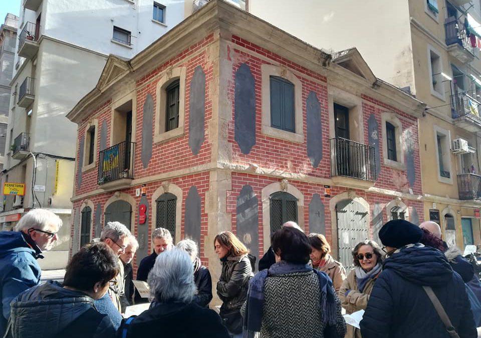 El barri de la Barceloneta i el seu front marítim